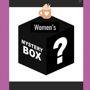 Women's MysteryBoxes 6-8 items